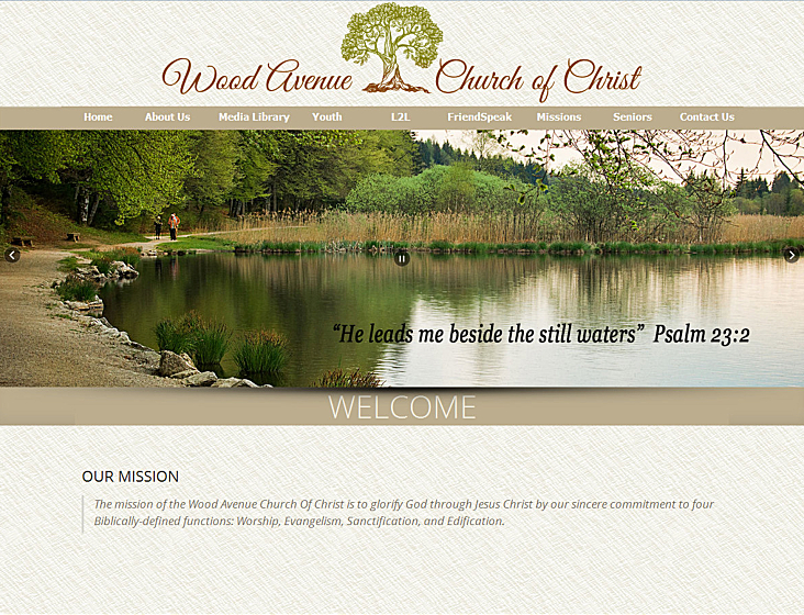 Get your church of christ online now we do everything for for Evergreen landscapes christchurch